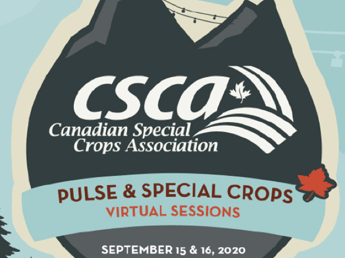 Canadian Special Crops Association Hosts Virtual Convention