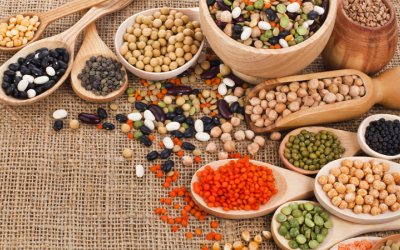 Pulses as Nature's Gift for Precision Food and Precision Nutrition