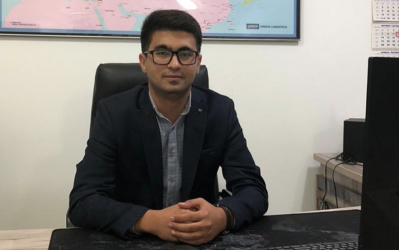 Pulses from Uzbekistan: An Interview with Abbos Botirov of the Global Export Company