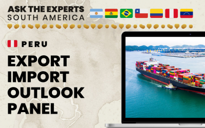Peru Export/Import outlook panel at Ask the Experts: South America