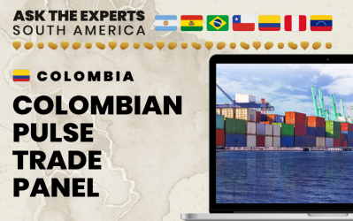 Colombian Pulse Trade Panel at Ask the Experts: South America