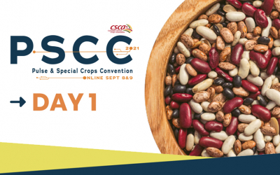 The Canadian Special Crops Association Pulse and Special Crops Convention 2021 / Day 1