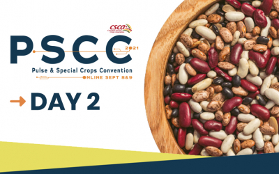 The Canadian Special Crops Association Pulse and Special Crops Convention 2021 / Day 2